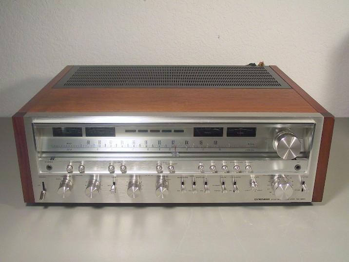 vintage pioneer sx 980 receiver amp for sale canuck. Black Bedroom Furniture Sets. Home Design Ideas