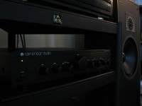 Cambridge Audio A3i, Marantz CC-38 & Mirage 550