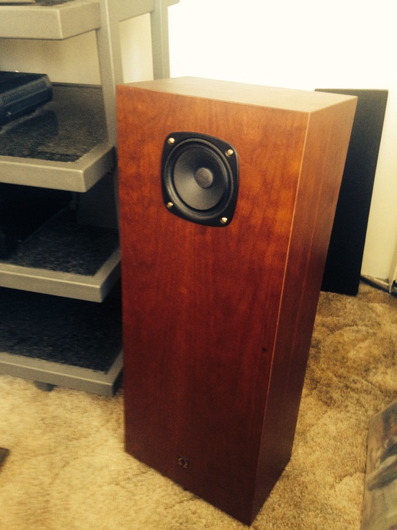 Omega Super 3xrs speakers one of the very best values in hifi today