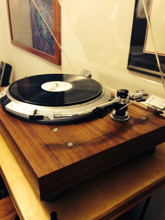 Super rare Victor tt-101 Direct Drive Table.Known as one of the very best