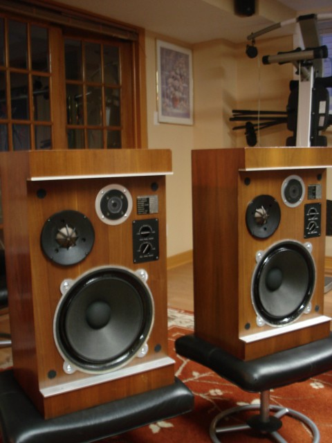 Philips Spectron Sp 40 Speakers For Sale Canuck Audio Mart