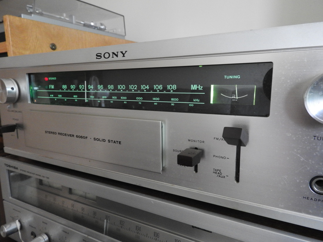 Sony 1969 STR-6060FW Receiver