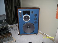 Very rare JBL 4345 studio monitors