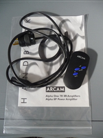 arcam alpha 5 amplifier manual