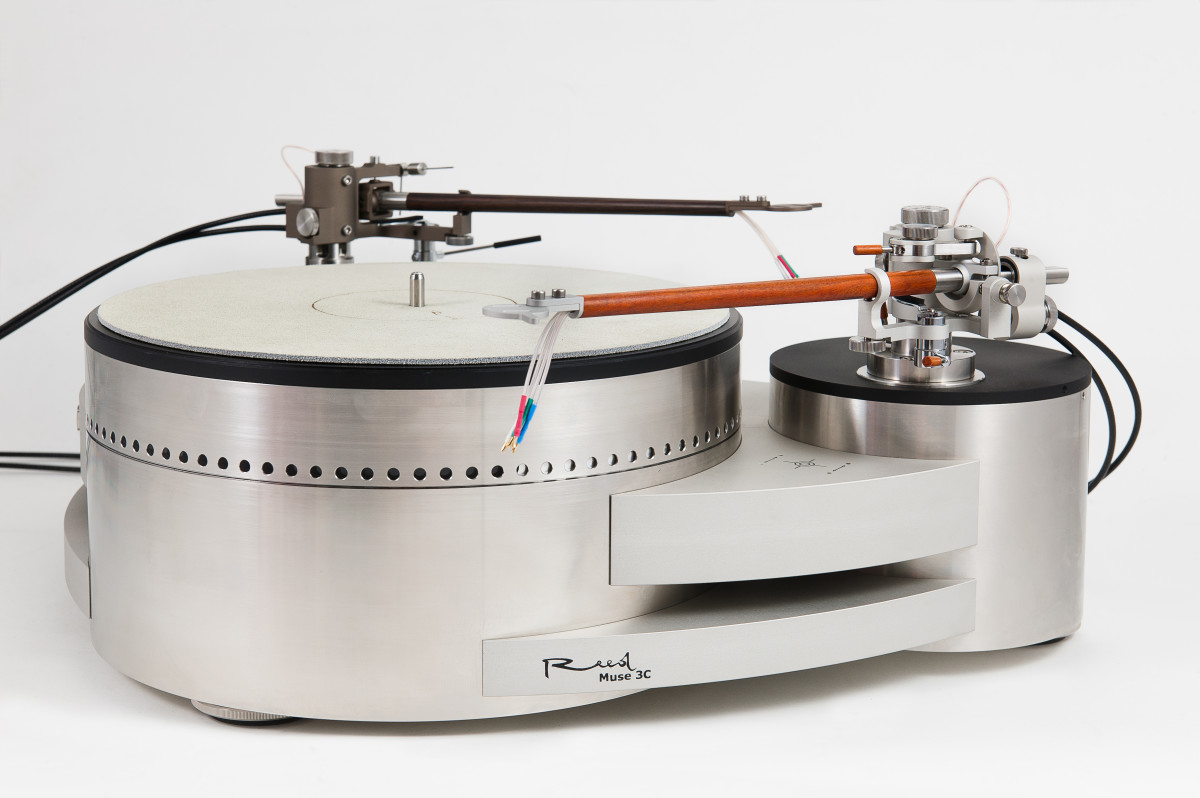 Reed Turntable