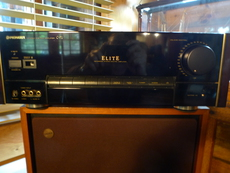 Preamp Pioneer Elite Reference C 72 For Sale Canuck