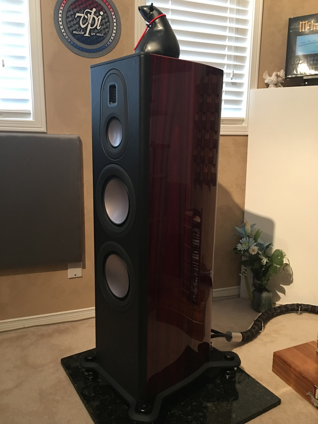 PL300-MKII in Santo RoseWood Newly Upgraded