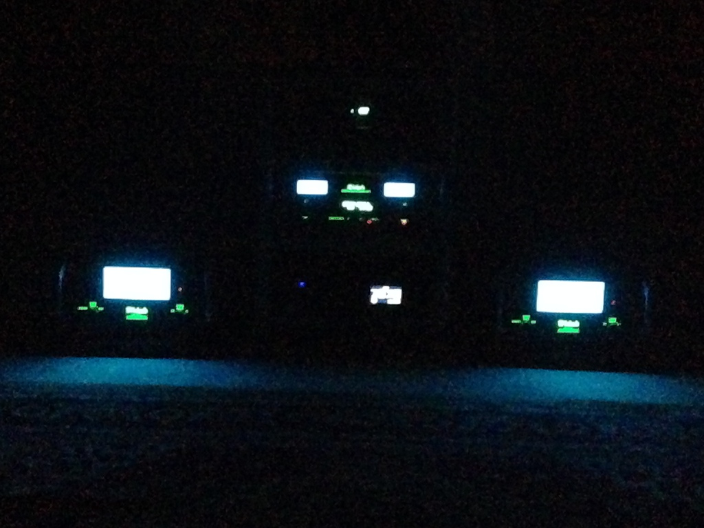 Night Vision With McIntosh Equipment