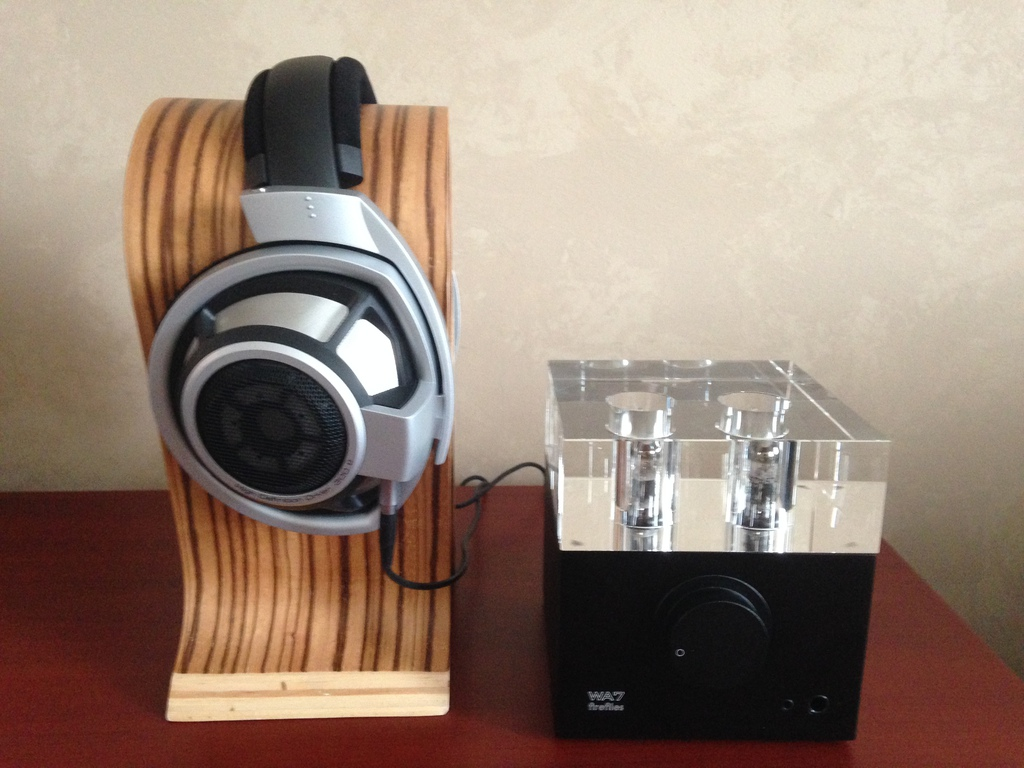 HD800 with WOO WA7 AMP
