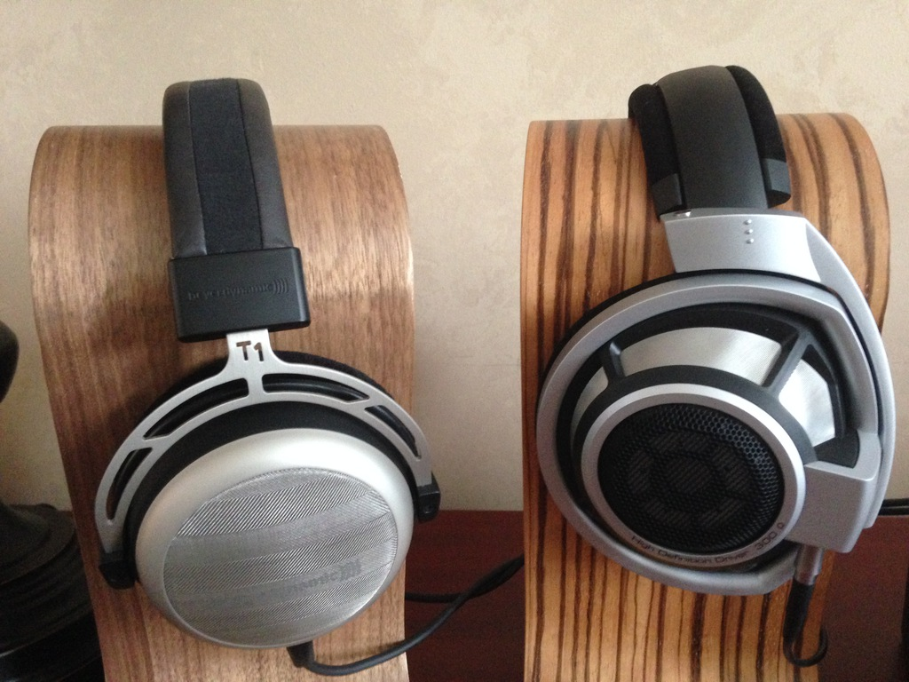 BEYERDYNAMIC T1 & HD 800