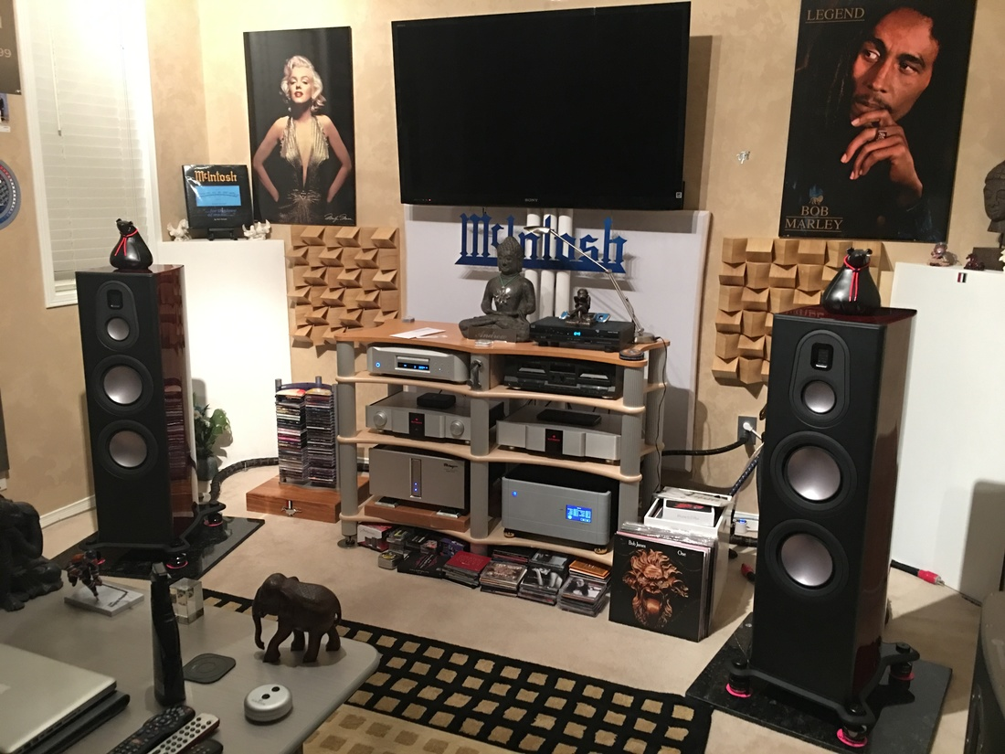 Monitor Audio Platinum PL300-II