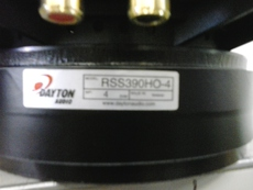 dayton audio RSS390HO-4