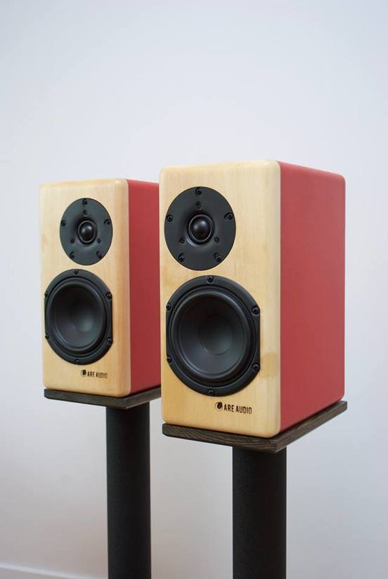 Are Audio Light Roast 2.0 speakers, made in Newfoundland!