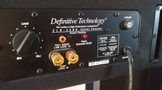 Definitive Technology CLR 2300