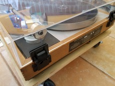 Linn LP12 with ITOK LVII Arm