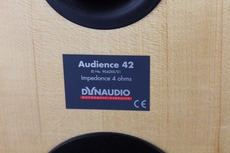 Dynaudio audience 42