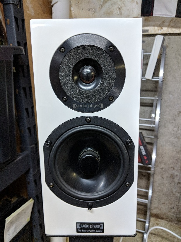 Audio Physic Step 25 Speakers For Sale