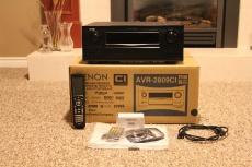 denon avr 2809ci home theater receiver for sale canuck. Black Bedroom Furniture Sets. Home Design Ideas