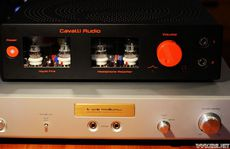 Cavalli Audio Liquid Fire Headphone Amp