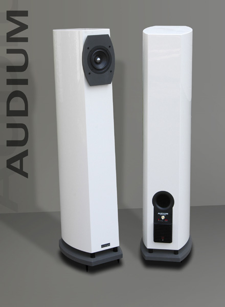 Audium Comp7 Active Loudspeakers