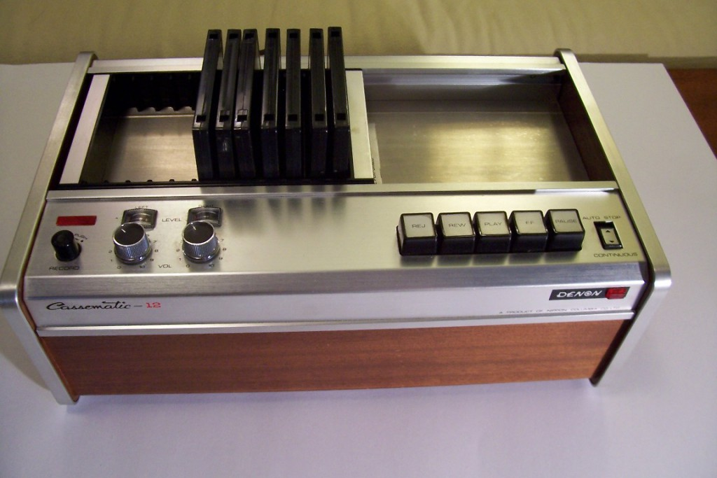 Denon Cassematic-12 multi deck (I have 2 of these)