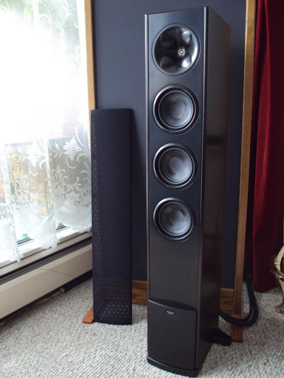 Klipsch Icon Series Wf 34 Floorstanding Speakers For Sale