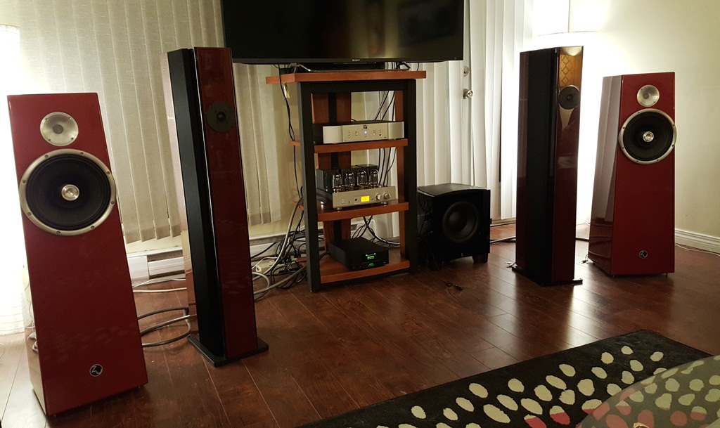 Bosendorfer M2 + Zu Audio Soul Superfly