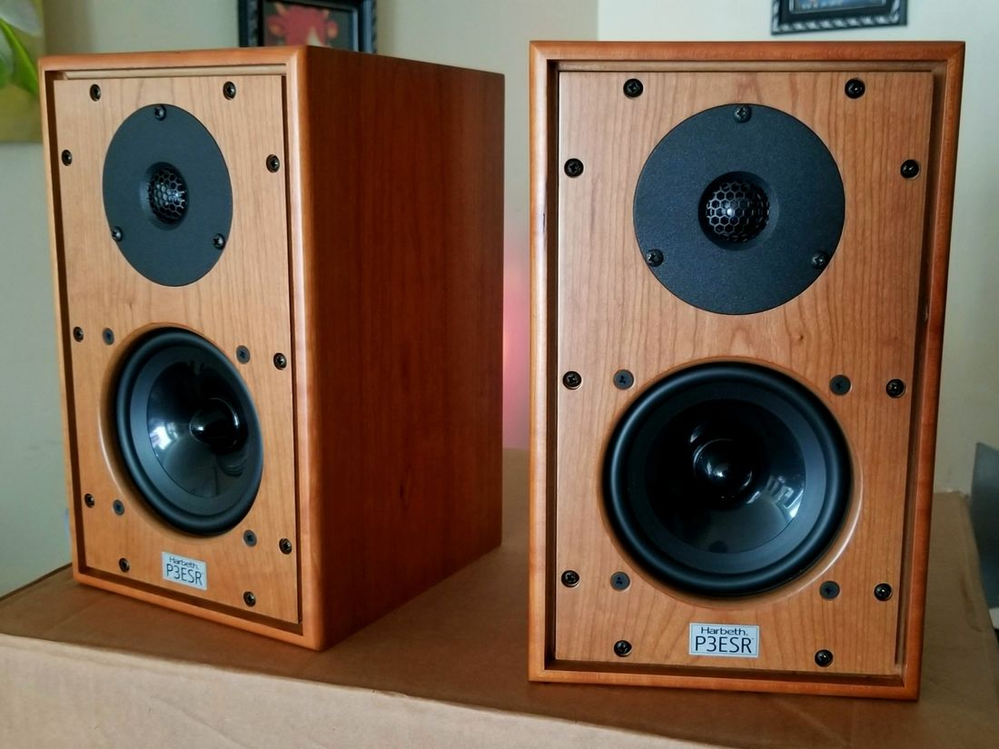 Nice little British budget speakers