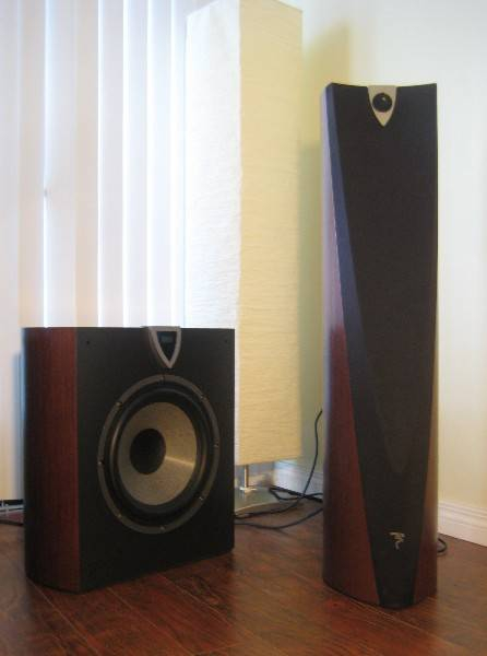 Focal 918 Signature & SW 908