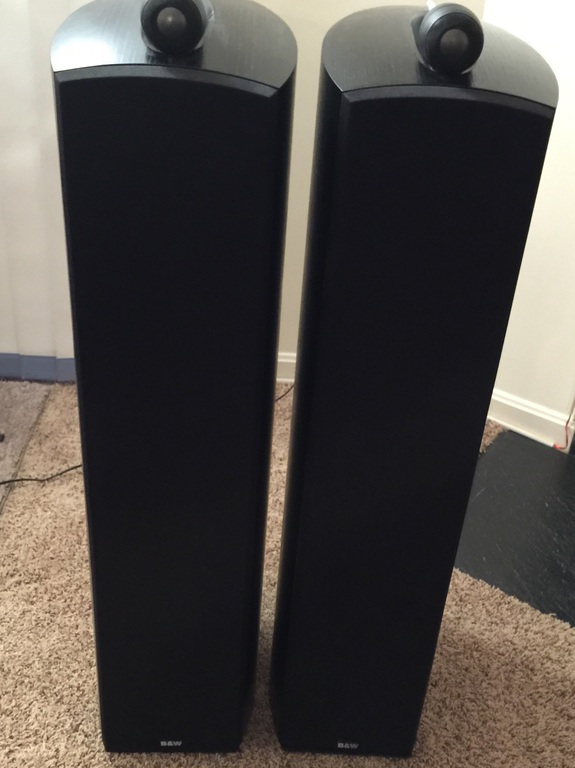 b w bowers wilkins nautilus 804 n804 for sale canuck. Black Bedroom Furniture Sets. Home Design Ideas