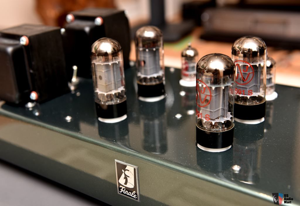 Finale F-7591 power amp