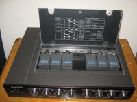 Sony Esprit 4 way active crossover