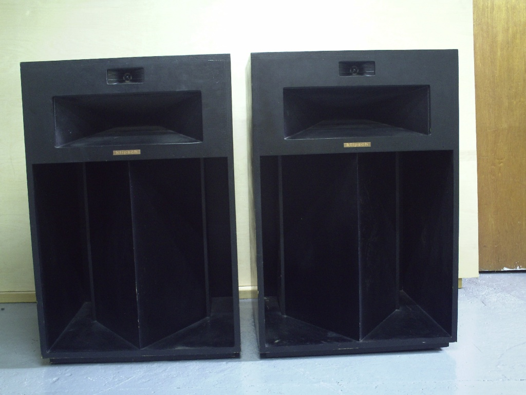 Vintage Klipsch Lascalas For Sale For Sale Canuck Audio Mart