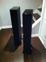 Mirage M 7si Bipolar Tower Speakers For Sale Canuck