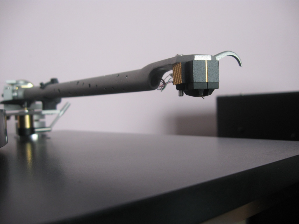 Audiomods arm with Denon DL-S1