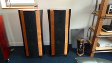 Sonus Faber Stradivari Sold in France