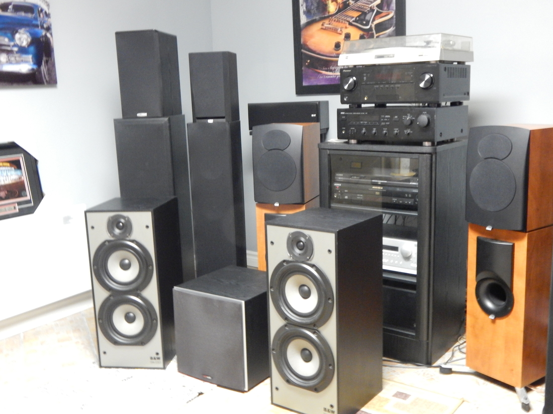Music Room System