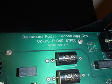 Balanced Audio Technology VK P-5