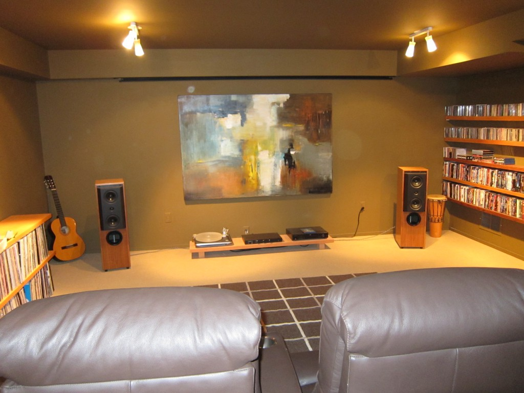 KEF 104s, Clear Audio, B60 and Oppo