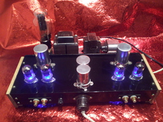 12AX7 Phono Stage