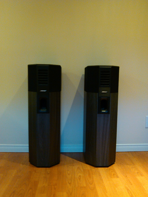 Bose 701 Direct Reflecting Speakers For Sale Canuck
