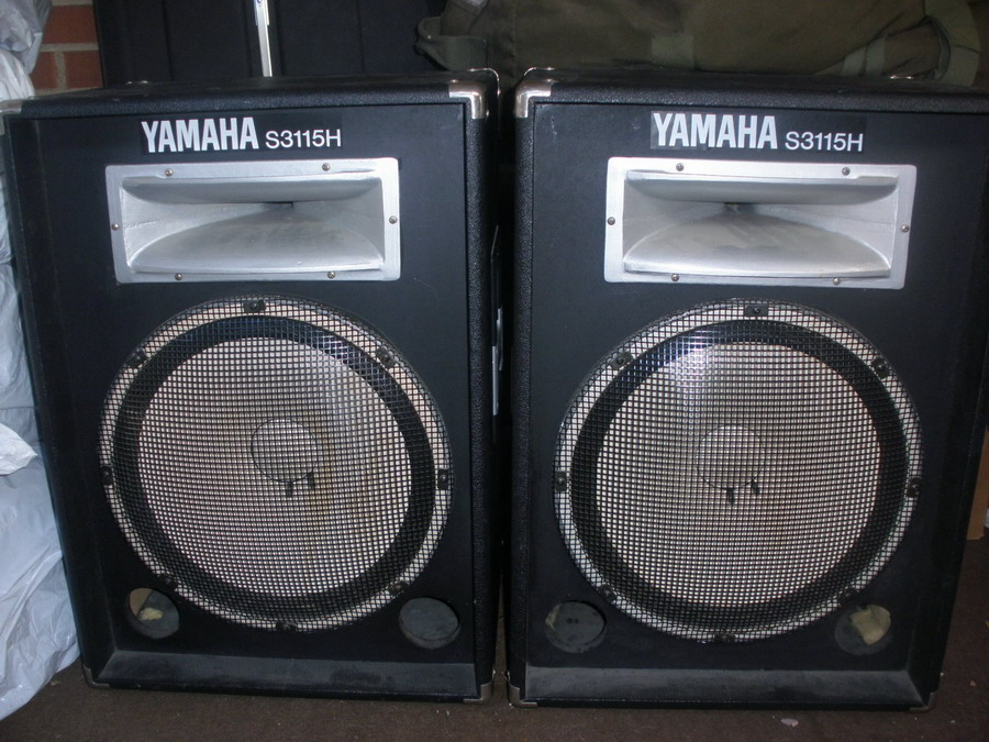 yamaha s3115h vintage speakers for sale or trade canuck