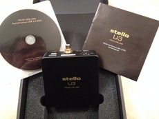 April Music Stello U3