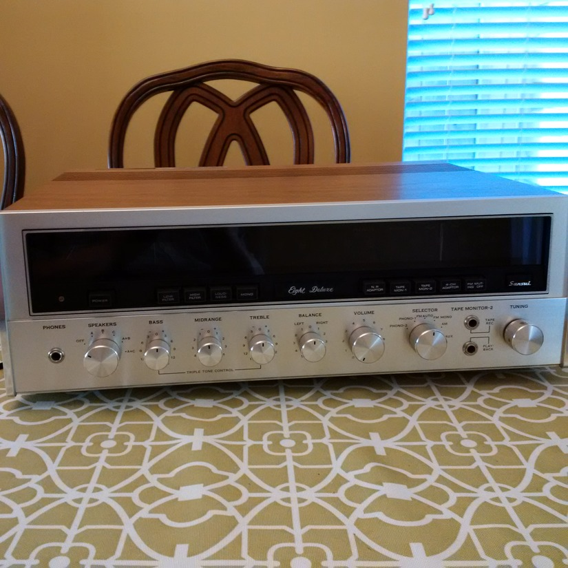 Sansui Eigth Deluxe
