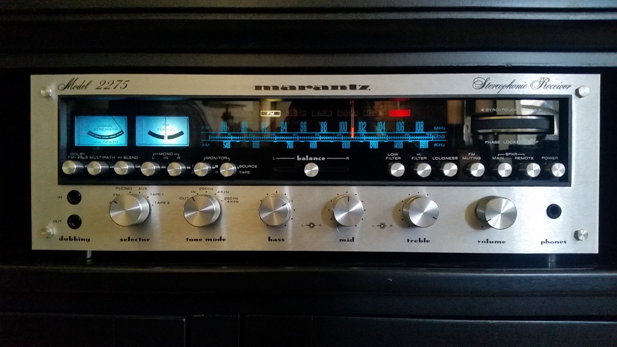 Marantz 2275 (Sun Valley)