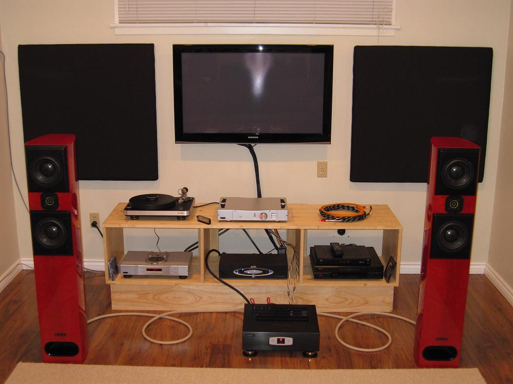 Original Showroom Setup