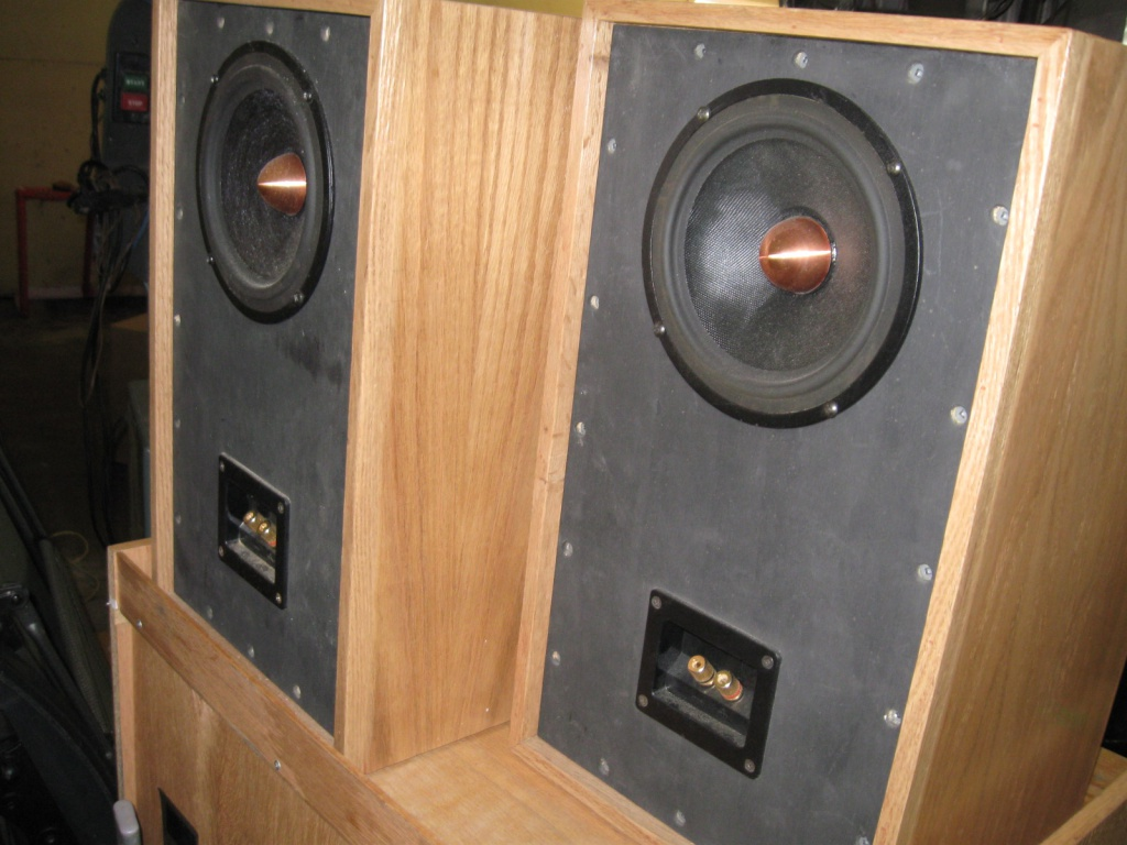 SEAs Excel Woofer