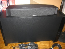 Bose Acoustimass 15 Series Ii System Center Speaker
