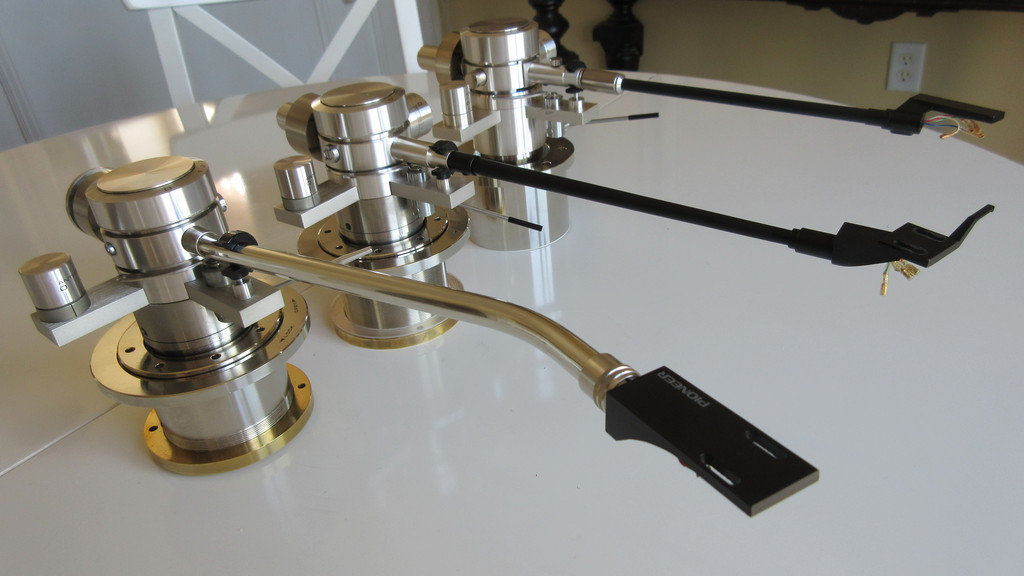 PIONEER EXCLUSIVE TONEARM