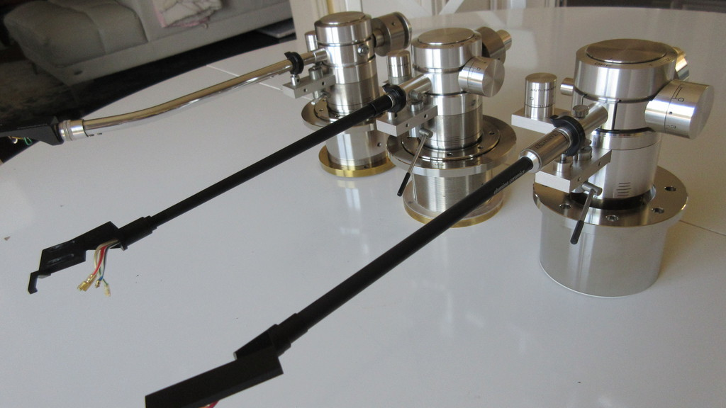 PIONEER EXCLUSIVE TONEARMS